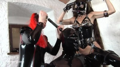 Latex Fetish Bondage