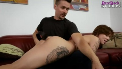 Harlow Harrison persuades Step daddy into buying new clothes