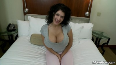 Huge Tits Horny MILF Amazing Sex and Show POV