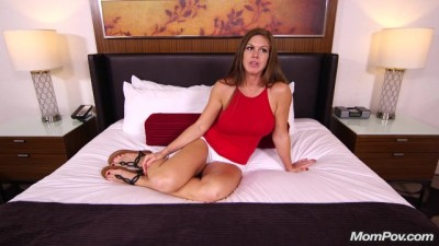 Milf Ivy Does Anal and Hot Cum