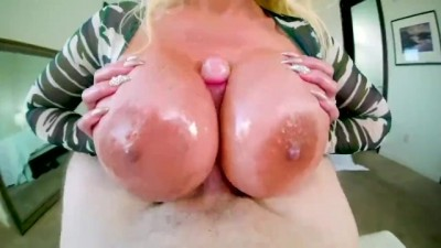 Amazing titsjob and blowjob mixed