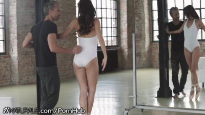 Ballerina Beauty Makes Love to her Man
