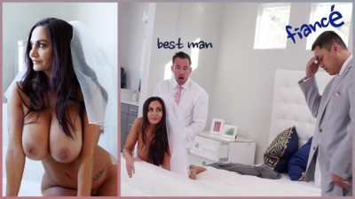 BANGBROS - Hottie Bride Milf Ava Addams Fucks The Best Man