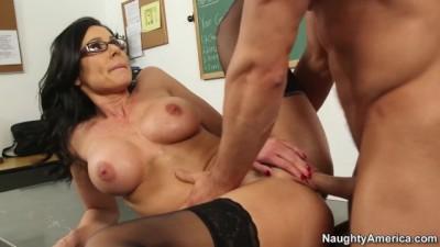 Professor Big Butt Kendra Lust in Amazing Sex