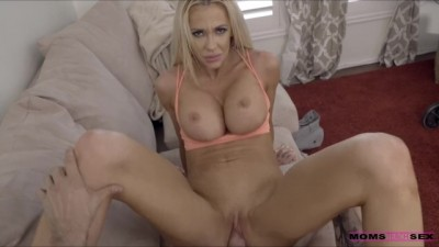 MomsTeachSex - Cumming With My Step Mom