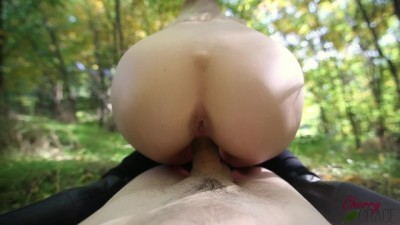 Gorgeous Outdoor Sex