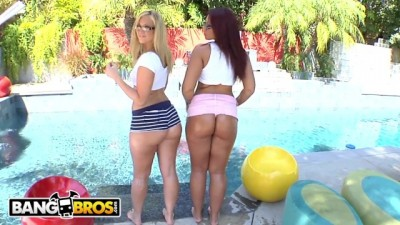 California Quake with Kaylee Kisses & Briella Bounce