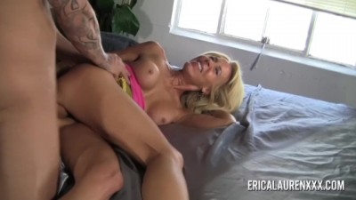 Erica Lauren GFE for Young Stud Blonde
