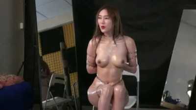 Chinese Model 依依 YiYi - Bondage Shoot Asian