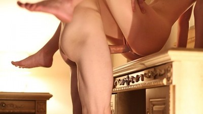 Creampie in the Hotel Blonde
