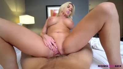 Mom Makes Me Cum