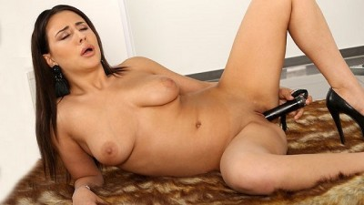 Big Tits and Masturbation