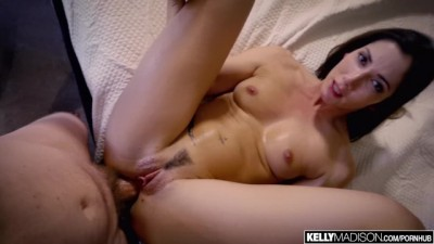 Anal Loving Model Clea Gaultier Fucked Hard and Creampied